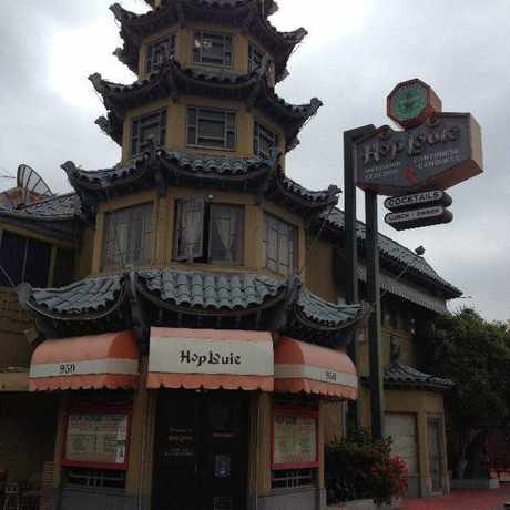 Photo of Hop Louie Restaurant in Historic Cultural, Los Angeles