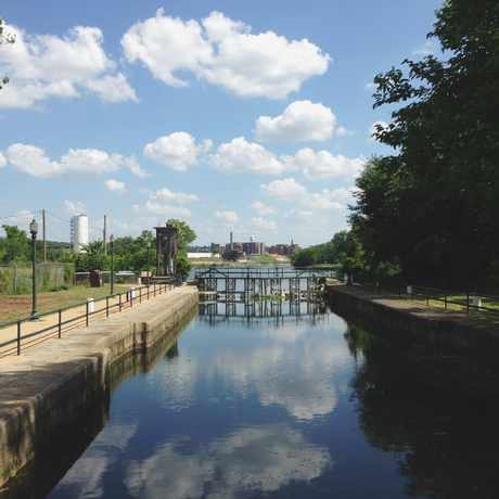 Photo of Great Shiplock Park in Shockoe Bottom, Richmond