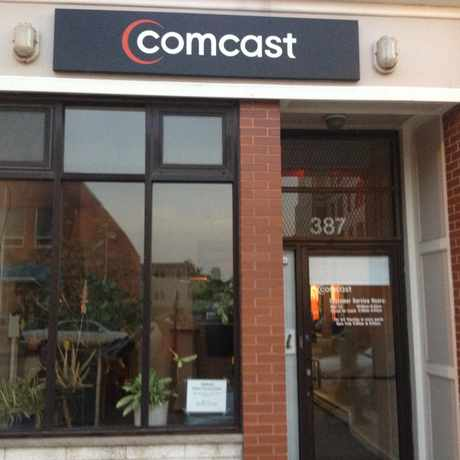 Photo of Comcast Cable in D Street - West Broadway, Boston