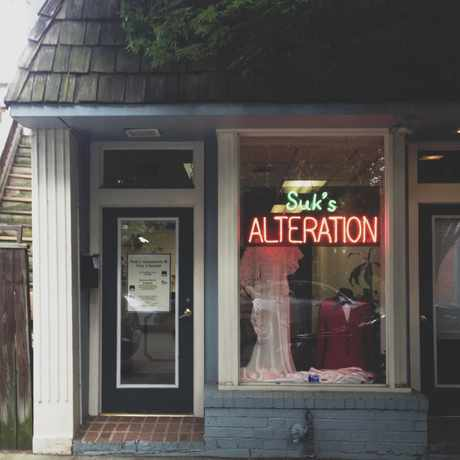 Photo of Suks Alterations & Cleaners in The Fan, Richmond