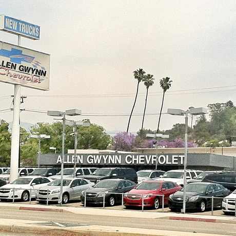 Photo of Allen Gwynn Chevrolet in Tropico, Glendale
