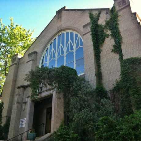 Photo of Warren United Methodist Church in Cheesman Park, Denver
