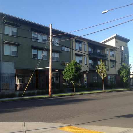 Photo of New Development in Humboldt, Portland