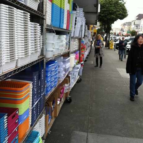 Photo of Clement St & 6th Ave in Inner Richmond, San Francisco