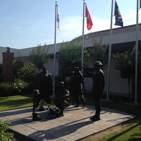 Photo of Clovis Veterans Memorial District in Clovis