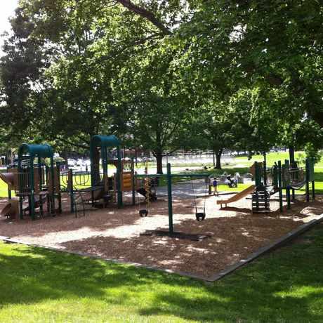 Photo of Cypress Street Playground in Brookline