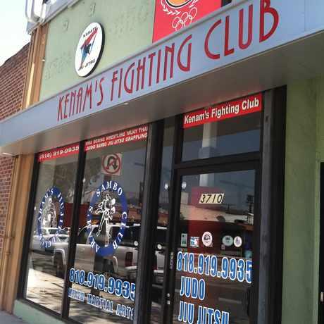 Photo of Kenam's Judo Wrestling Boxing & Jiu Jitsu in Tropico, Glendale