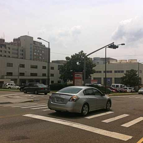 Photo of Intersection near Fort Sanders Regional Medical in Fort Sanders, Knoxville