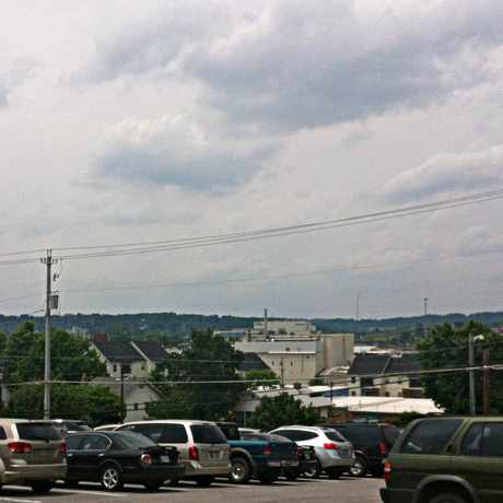 Photo of Industrial Businesses Beyond Fort Sanders in Knoxville
