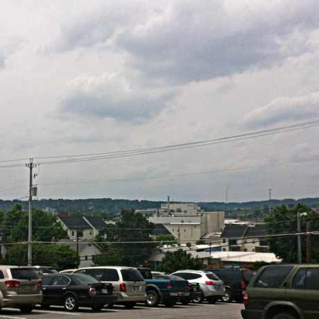 Photo of Industrial Businesses Beyond Fort Sanders in Fort Sanders, Knoxville
