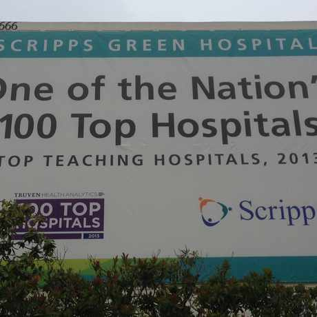 Photo of Scripps Green Hospital in Torrey Pines, San Diego