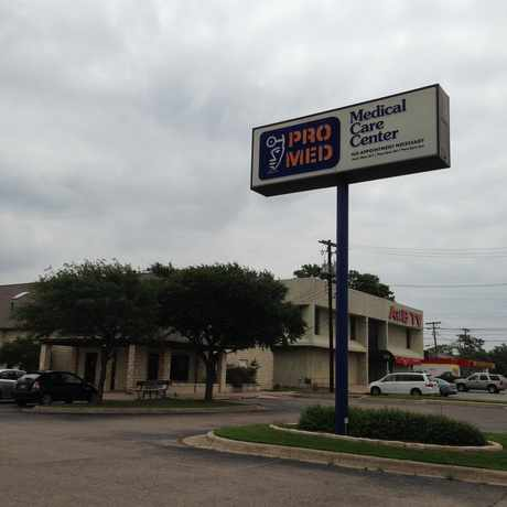 Photo of PRO Med Medical Care Centers in Wooten, Austin