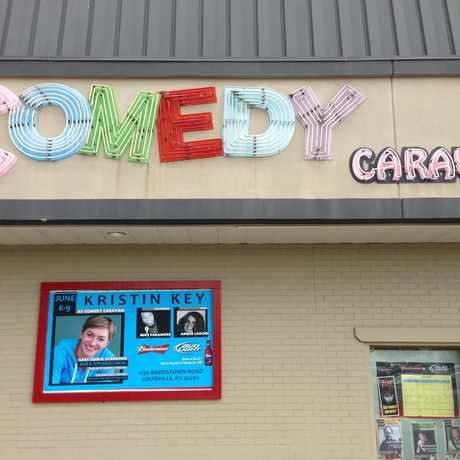 Photo of Comedy Caravan in Tyler Park, Louisville-Jefferson