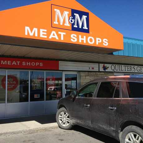 Photo of M & M Meat Shops in Yellowknife