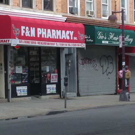 Photo of F&N Pharmacy in Westchester Village, New York