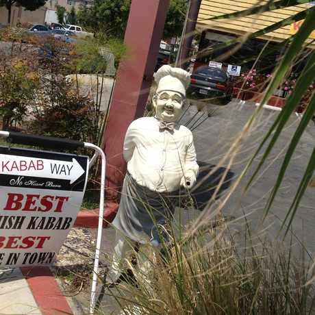 Photo of Kabab Way in Mariposa, Glendale