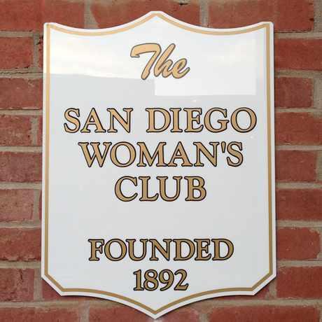 Photo of San Diego Woman's Club in Park West, San Diego