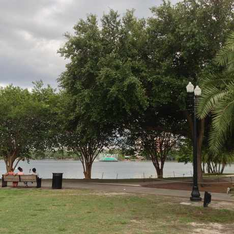 Photo of Lake Eola Park in Orlando