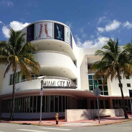 Photo of Miami City Ballet in City Center, Miami Beach