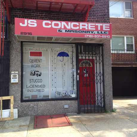 Photo of JS Concrete & Masonry LLC / Bronx Concrete Contractor / Bronx Mason Contractor in Pelham Bay, New York