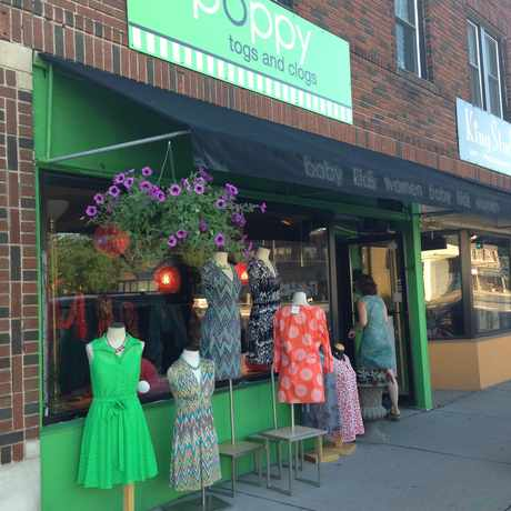 Photo of Poppy Togs And Clogs in Macalester - Groveland, St. Paul
