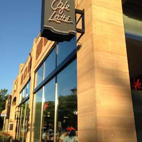 Photo of Café Latte in St. Paul