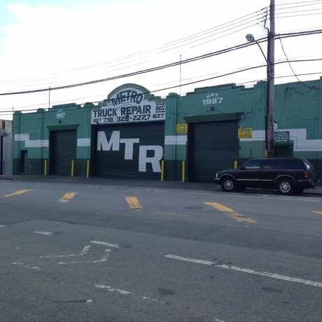 Photo of Metro Truck Repair in Hunts Point, New York