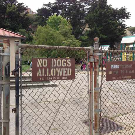 Photo of Douglass Playground in Diamond Heights, San Francisco