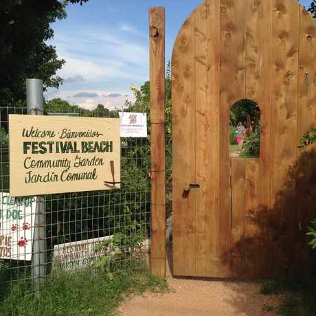 Photo of Festival Beach Community Garden in East Cesar Chavez, Austin