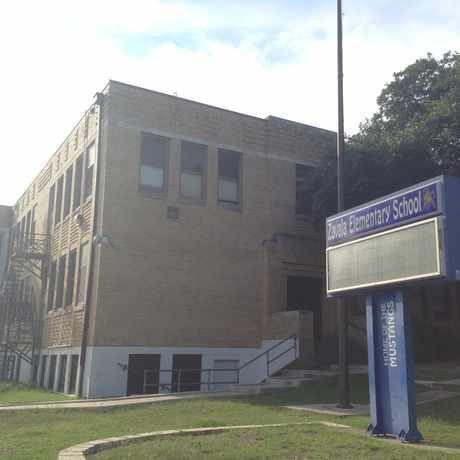 Photo of Zavala Elementary School in Holly, Austin