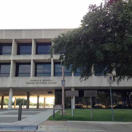 Photo of Lyndon Baines Johnson Library and Museum in University of Texas-Austin, Austin