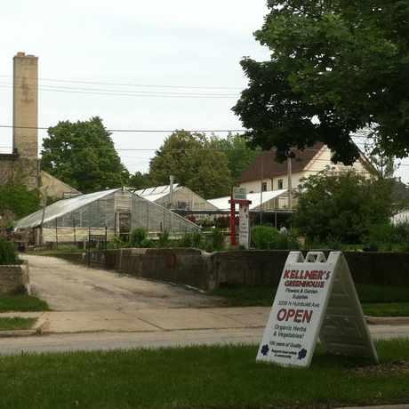 Photo of Kellners Greenhouse in Riverwest, Milwaukee