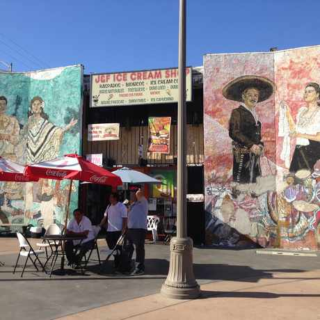Photo of Mariachi Plaza / Boyle Heights Station in Boyle Heights, Los Angeles