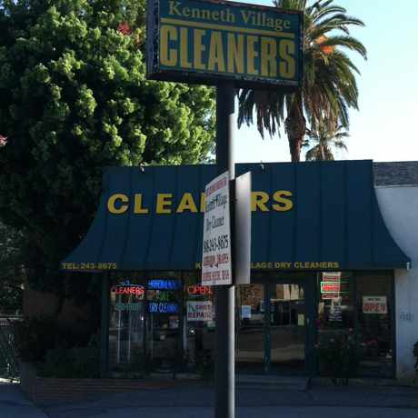 Photo of Kenneth Village Cleaners in Grandview, Glendale