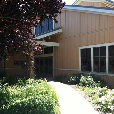 Photo of South Natomas Library in South Natomas, Sacramento