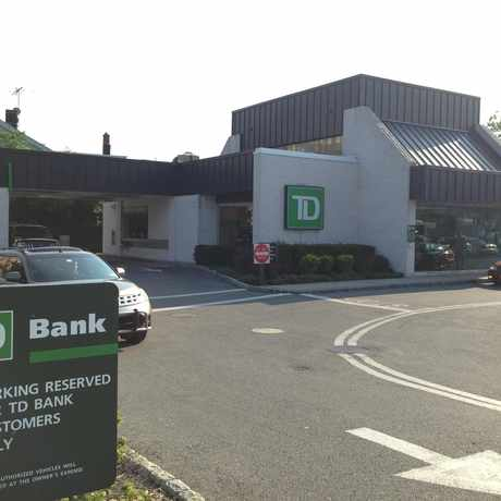Photo of TD Bank in Belmont, New York