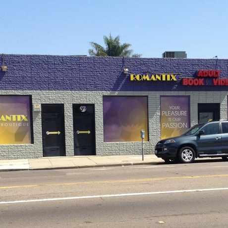 Photo of Romantix Inc in Talmadge, San Diego