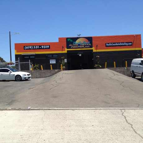 Photo of Pacific Coast Auto Detail Center, Inc. in Grant Hill, San Diego