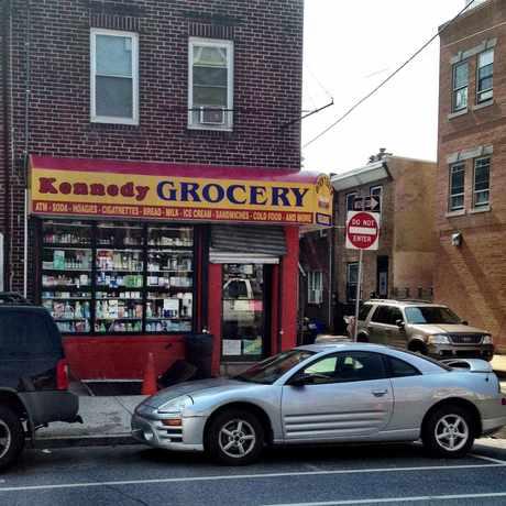 Photo of Kennedy Grocery Store in Graduate Hospital, Philadelphia