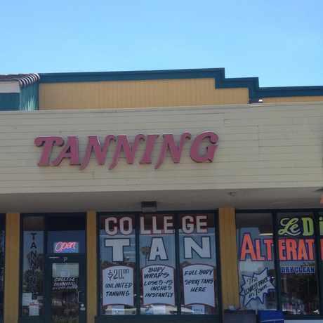 Photo of College Tan in Rolando, San Diego