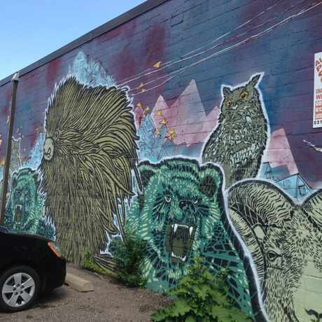 Photo of Great Murals #sheridan in Sheridan, Minneapolis