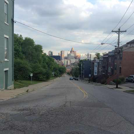 Photo of Sycamore St in Cincinnati