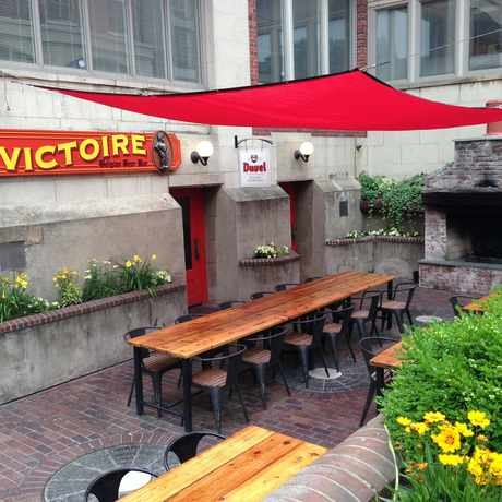 Photo of Victoire Belgian Beer Bar & Bistro in Central Business District, Rochester