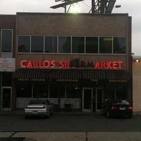 Photo of Carlos Supermarket in Asylum Hill, Hartford