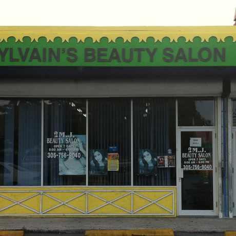 Photo of Sylvain's Beauty Salon in Little Haiti, Miami