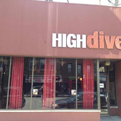 Photo of High Dive in East Ukrainian Village, Chicago