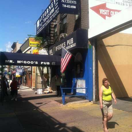 Photo of Mr. McGoo's Pub in Kingsbridge, New York