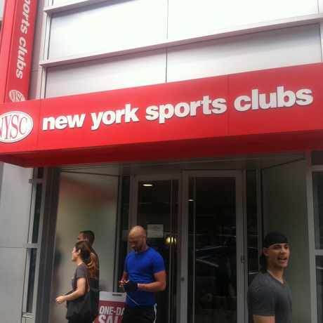 Photo of New York Sports Clubs in Central Harlem, New York