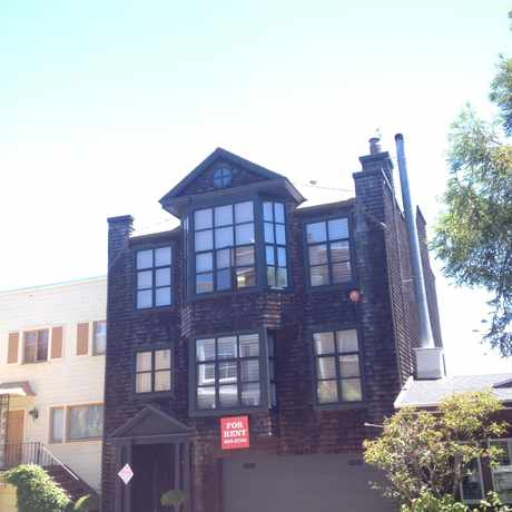 Photo of Upper Terrace in Buena Vista, San Francisco