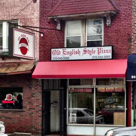 Photo of Old English Style Pizza in Olney, Philadelphia